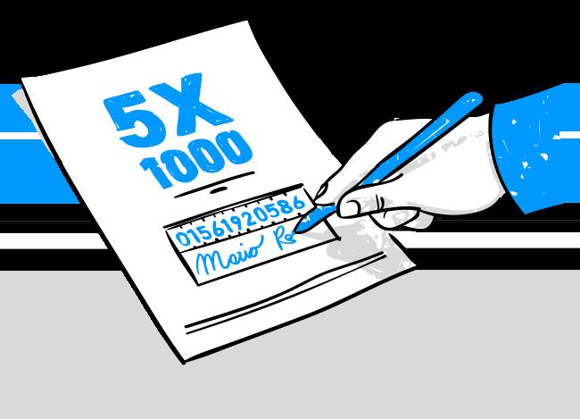 codice fiscale unicef 5 per mille